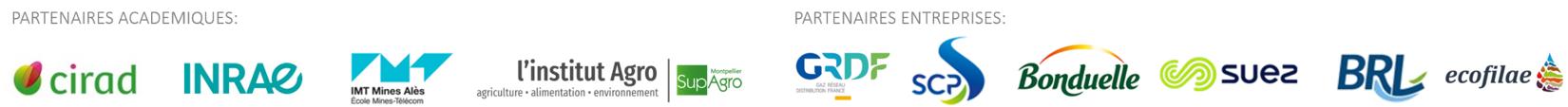 Bandeau logos partenaires